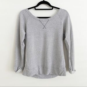 Mossimo Supply Co. gray Sweater size Medium